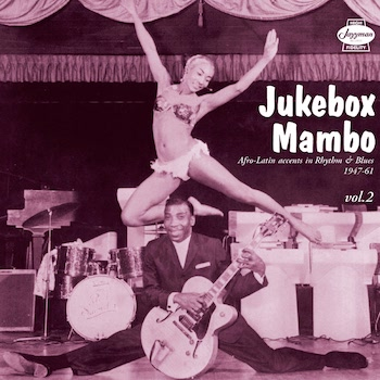 V.A. - Jukebox Mambo Vol 2 ( ltd 2 lp's gatefold sleeve )